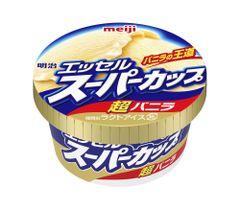 明治が値上げを決めたアイスクリーム「明治 エッセルスーパーカップ 超バニラ」