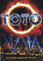 TOTO『デビュー40周年記念ライヴ~40ツアーズ・アラウンド・ザ・サン』