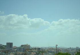 沖縄の天気予報(10月14日)