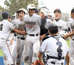 野球 秋季 関東 高校