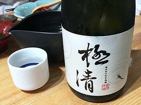 【4006】極清 純米吟醸【臺中市】