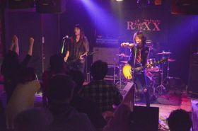 ライブハウス「ロックス」のオープン30周年を祝ったライブイベント