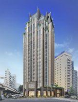東京・新宿に開業するホテル「キンプトン」の完成イメージ