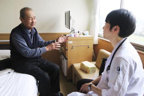 第3部「がんと老い」(1)治療の過不足、どう避ける