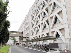 2010年度までに耐震補強された県庁本庁舎