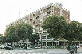 横浜市の現市庁舎