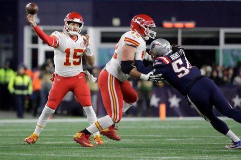 チーフスが地区優勝、レーベンズもプレーオフ進出 NFL第14週