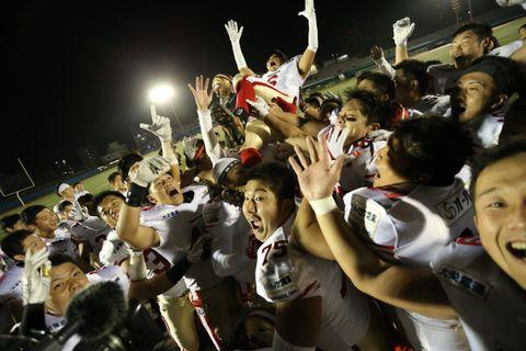 オーパーツ福岡SUNSがX1昇格 創部2年目、九州のチームとしては初