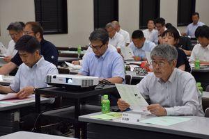 栃木県高体連 完成した危機管理マニュアルを配布 事故防止を徹底へ