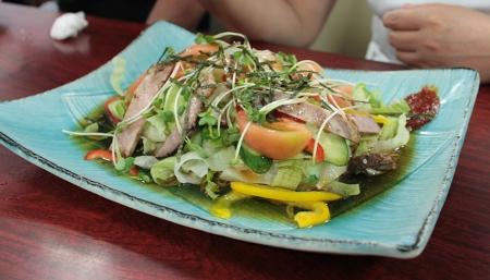 ■冷やしサラダ麺