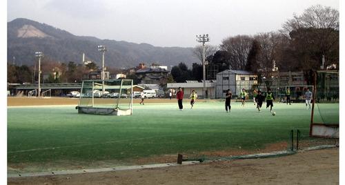 京大グラウンド=2006年、京都市左京区