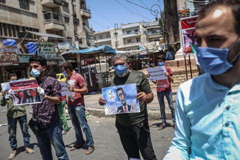 シリア人道支援、中ロまた拒否