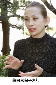 「病、それから」藤田三保子さん(女優)ずっと舞台に立っていたい