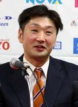 「いいオファーを頂き、私にとっても絶好のチャンス」と意気込む堀田新監督