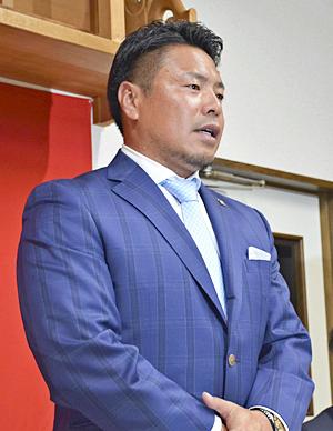 岩村氏「とにかく福島のために」 福島レッドホープスで再出発