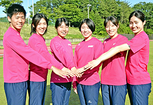 東邦銀行陸上部、日本選手権へ闘志! 五輪代表へ重要レース
