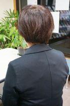 高齢者介護のための地域包括支援センターを拠点に、ひきこもりの人を支援につなぐ波田優子(仮名)。