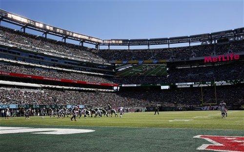 NFLではPSLやシーズンチケットがたくさん売れている(AP=共同)