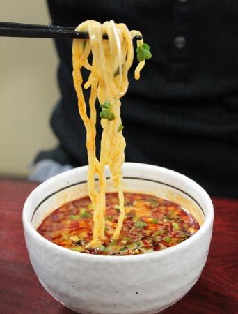 ■コク辛つけ麺