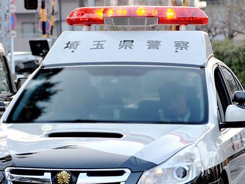 男子高校生、自宅で首など刺され負傷