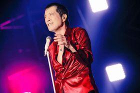 カリスマ的人気を誇るロック歌手、矢沢永吉さん