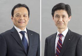 小宮暁氏(左)、広瀬伸一氏