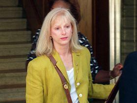 ソンドラ・ロックさん=1996年9月、米カリフォルニア州(AP=共同)