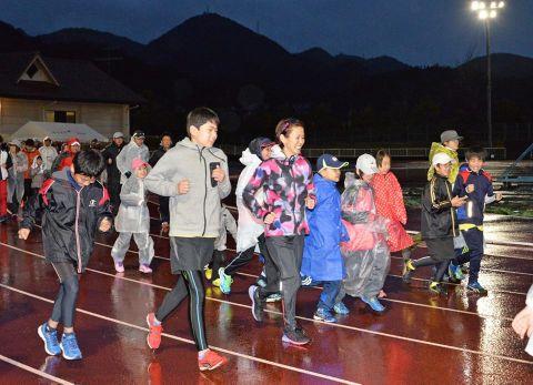【岡山県総社市】スペシャリストマラソン教室