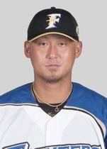 日本ハムの中田翔内野手