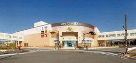 3月10日の開業が決まった商業施設サントムーン柿田川の新館「サントムーン オアシス」=清水町