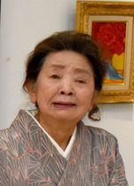 訃報>杉本弘子さん死去 洋画家、県芸術文化功労賞