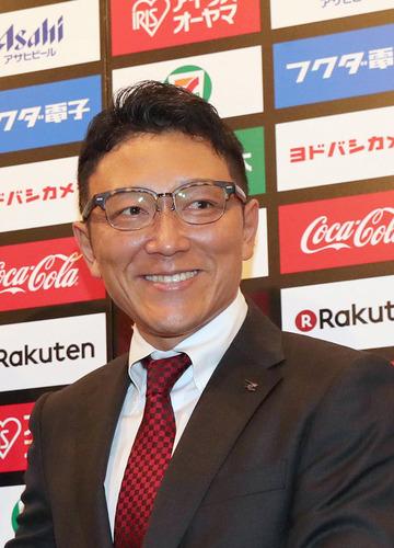 楽天 立花社長 黒字化は「日本のプロスポーツにインパクト」