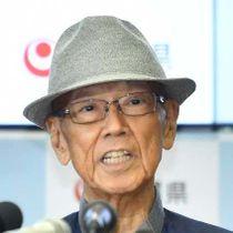 県民大会では参加予定だった翁長知事の最後の言葉も読み上げられる