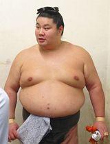 序ノ口優勝を決め、安どの表情を浮かべる村田=両国国技館で