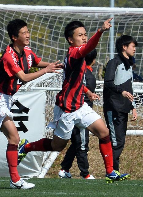 高校サッカー 日章学園逆転勝ち3位 九州U-17最終日
