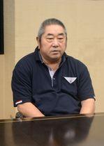 パラ陸上世界選手権に向け意気込みを語る大井利江さん