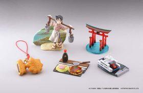 「広島フィギュアみやげ」全5種類