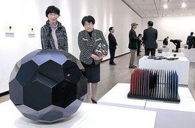 「平成の漆工サンプル」公開 金沢漆芸会50周年展