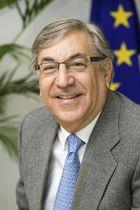 カルメヌ・ベッラ欧州委員((C)欧州連合、欧州委員会提供・共同)