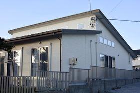 水野有幸容疑者が働いていた愛知県東浦町の障害者施設=4日午後