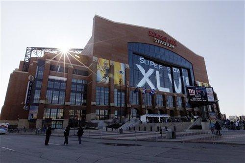 第46回大会の舞台になったコルツの本拠地ルーカスオイルスタジアム