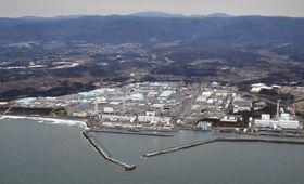 廃炉作業が続く東京電力福島第1原発