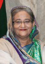 バングラデシュのハシナ首相