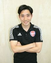 ロービジョンフットサル日本代表として国際大会に初出場する大分市出身の豊田隼大さん