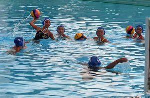 水球 栃木県初、女子チーム 晴れ舞台目指す 初代メンバーは小中高9人