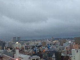 11月の後半になっても台風が来るのですね。土日まで悪天候となりそうです。
