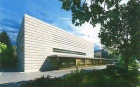 新たな国立公文書館のイメージ