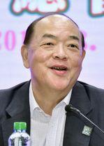 賀一誠氏(選挙事務所提供)