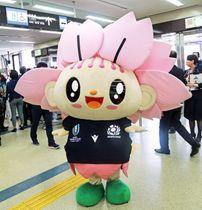 大村市のマスコットキャラクター「おむらんちゃん」