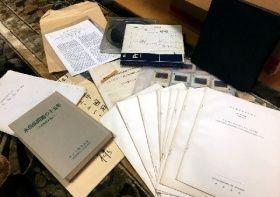 1956年の水俣病公式確認当時、水俣保健所長だった伊藤蓮雄氏は、8ミリカメラや写真のネガを含む多くの水俣病関連の資料を自宅に残していた
